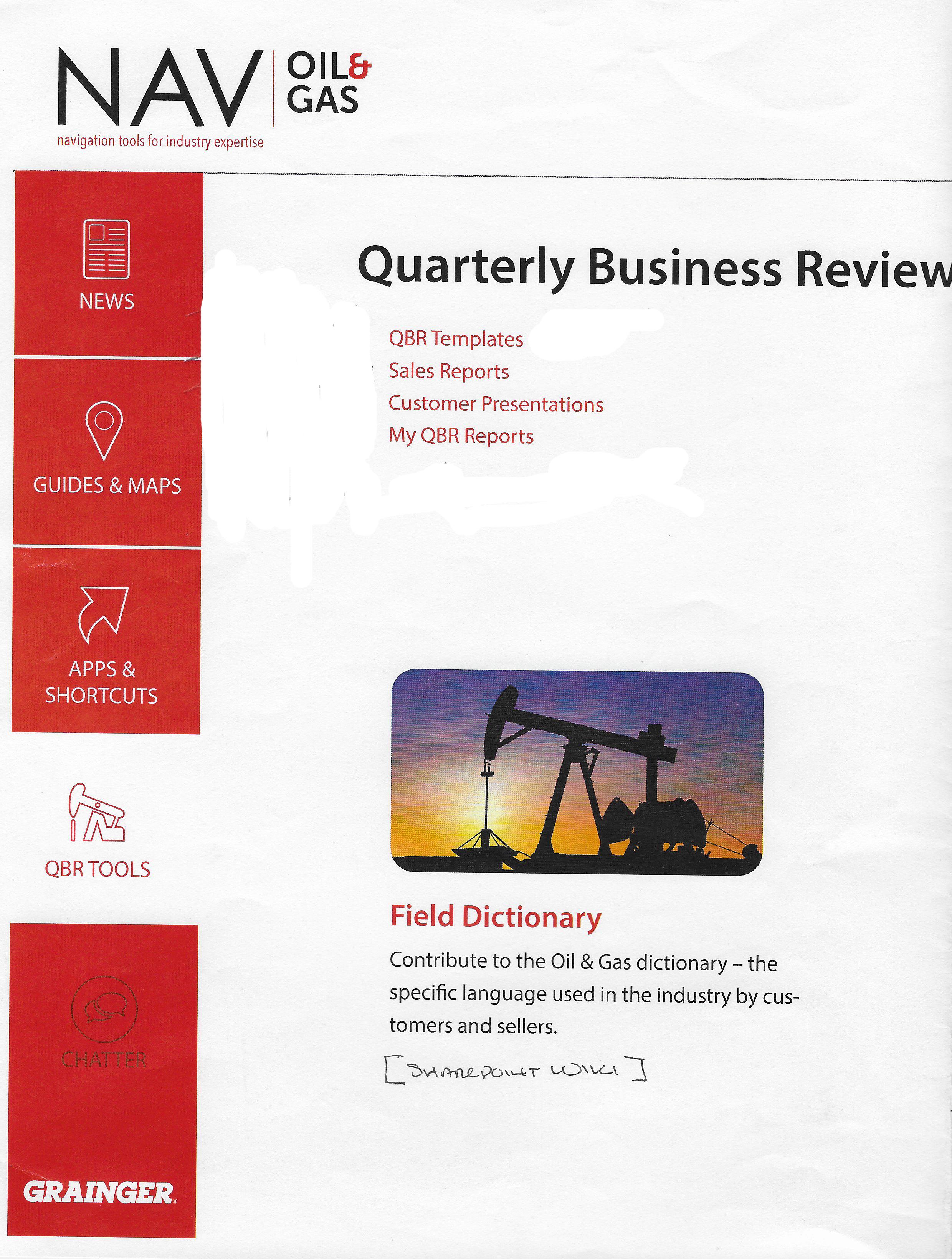 Grainger Oil & Gas Home Page